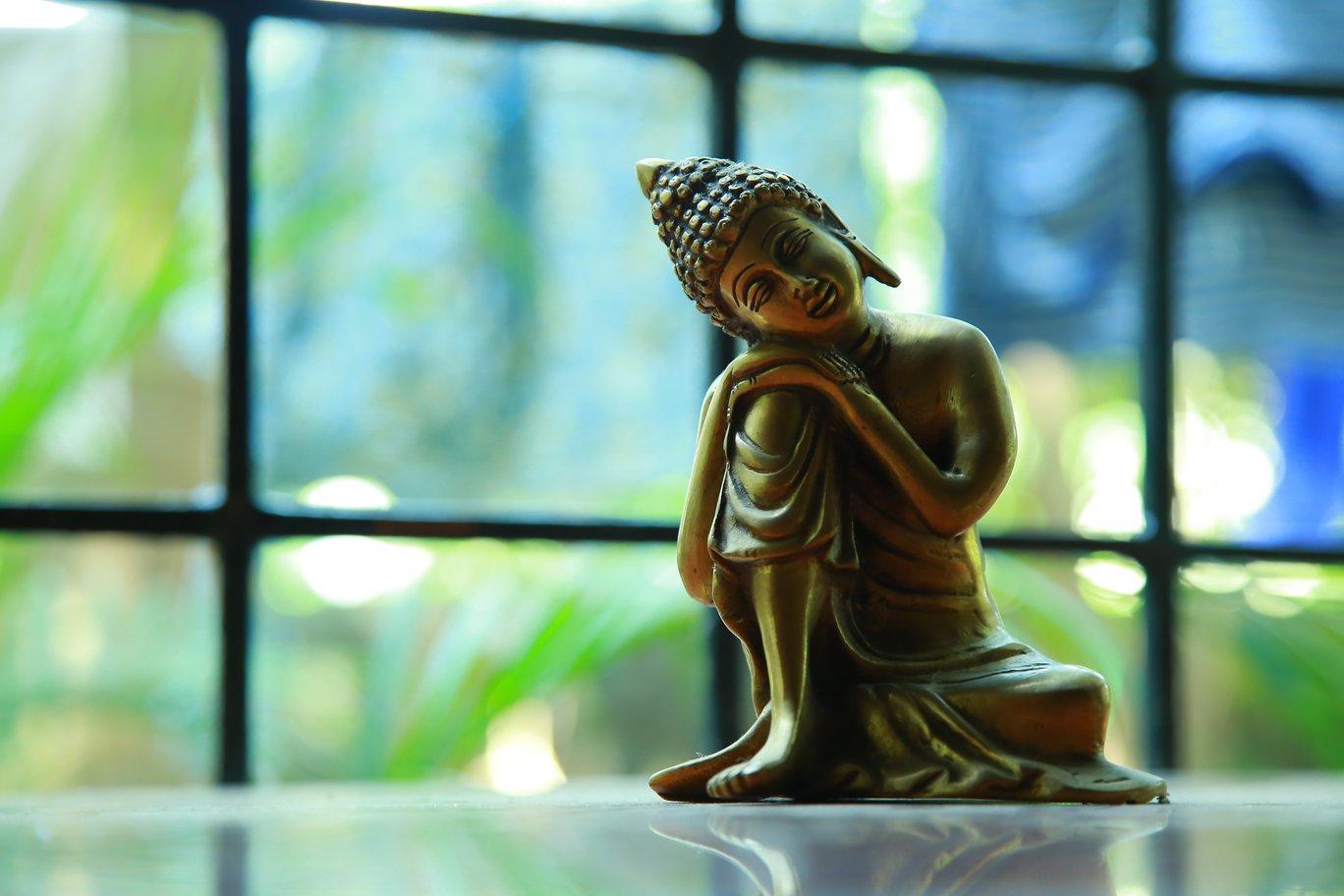 Wenn Buddha weint...